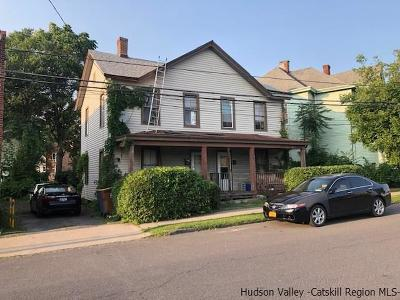 Multi Family Home Accepted Offer Cts: 430 Hasbrouck Avenue