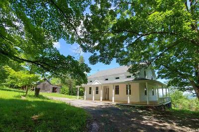 Cornwall Single Family Home For Sale: 378 Cornwallville Road