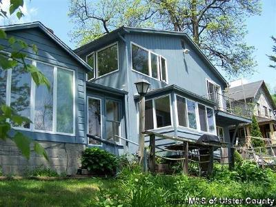 Saugerties Single Family Home For Sale: 84 Dock Street