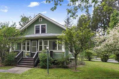 Woodstock Single Family Home For Sale: 7 Schoonmaker Lane