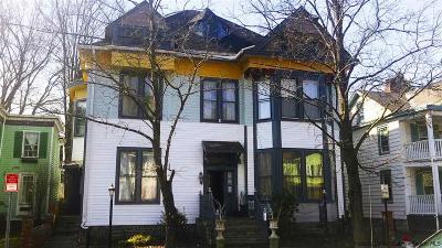 Kingston Single Family Home For Sale: 131 Fair Street