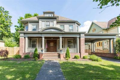 Kingston Single Family Home For Sale: 272 Albany Avenue