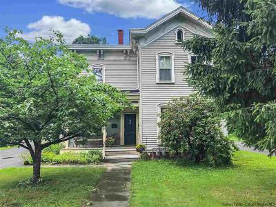Saugerties Single Family Home For Sale: 40 Elm