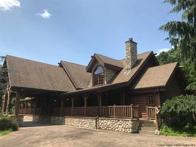 Ulster County Single Family Home For Sale: 747 Sheldon Road