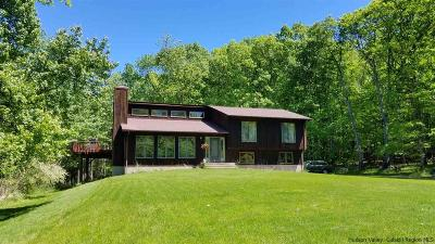Ulster County Single Family Home Fully Executed Contract: 16 Guilford Schoolhouse Road