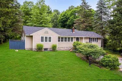 New Paltz Single Family Home For Sale: 706 Old Post Road