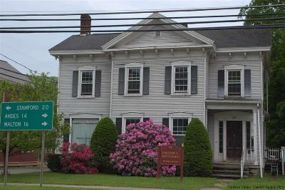 Delaware County Multi Family Home For Sale: 145 Main Street