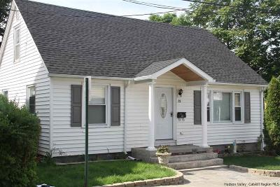 Saugerties Single Family Home For Sale: 32 Clermont Street