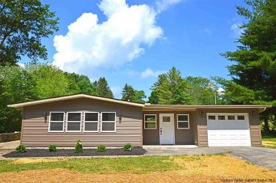 New Paltz NY Single Family Home For Sale: $279,000