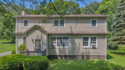 New Paltz Multi Family Home For Sale: 51 Dubois Road