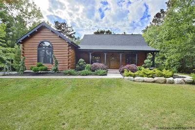 Single Family Home For Sale: 281 Brimstone Hill Road
