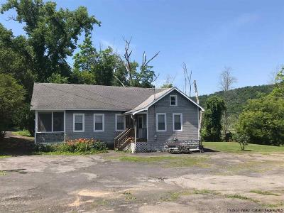 Kingston Single Family Home For Sale: 1541 Creek Locks Road