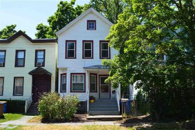 Kingston Single Family Home For Sale: 15 Clinton Avenue