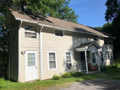 Multi Family Home For Sale: 1545 Route 9w