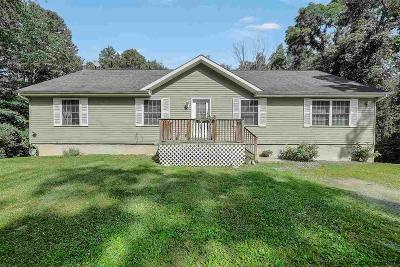 New Paltz Single Family Home Accepted Offer Cts: 80 North Ohioville Road