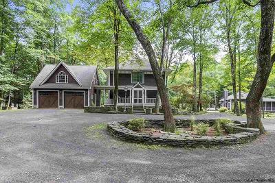 Woodstock Single Family Home For Sale: 7 Fox Hollow Road