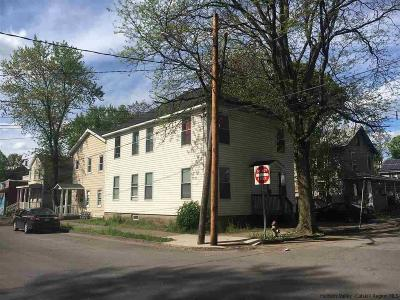 Kingston Multi Family Home Fully Executed Contract: 79 Van Buren