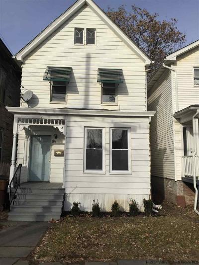 Kingston Single Family Home For Sale: 59 Elmendorf Street