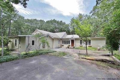 Woodstock Single Family Home For Sale: 80 Jones Quarry Road