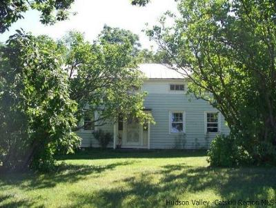 New Paltz NY Single Family Home For Sale: $212,000
