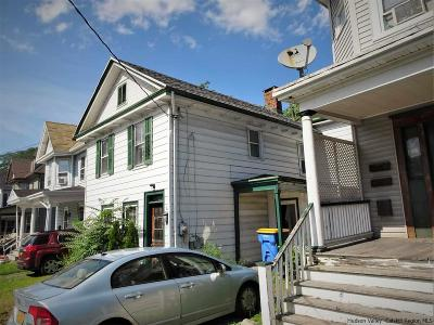 Kingston Single Family Home For Sale: 74 Foxhall Avenue