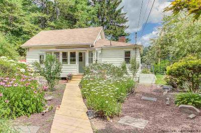Single Family Home For Sale: 420 Pancake Hollow Road