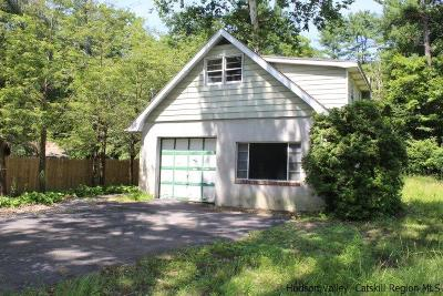 Rosendale Single Family Home For Sale: 2071 Route 32