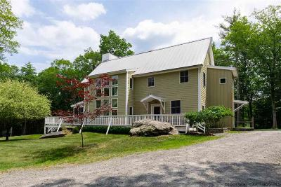 Kingston Single Family Home For Sale: 17 Shining Path