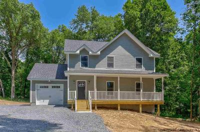 Single Family Home For Sale: North Road