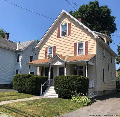 Kingston Single Family Home For Sale: 35 W Chester Street