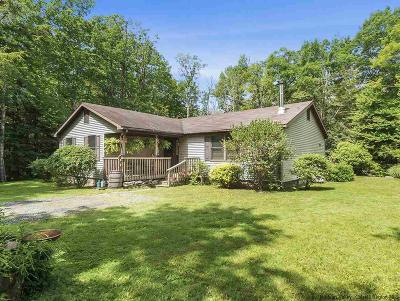 Greene County Single Family Home Accepted Offer Cts: 713 North Lake Road