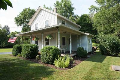 Single Family Home For Sale: 187 Union Center Road