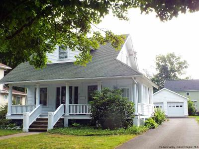 Saugerties Single Family Home Fully Executed Contract: 211 Washington Ave. Avenue