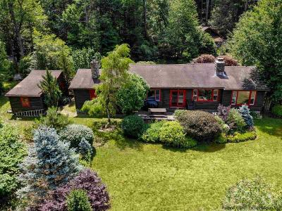 Ulster County Single Family Home For Sale: 52-54 Stony Clove Lane