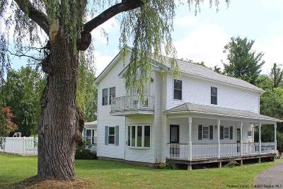 Saugerties Single Family Home For Sale: 304 Blue Mountain Road