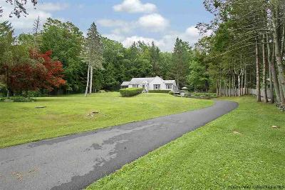 Ulster County Single Family Home Fully Executed Contract: 527 County Route 2a
