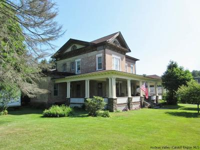 Saugerties Single Family Home For Sale: 45 Main Street