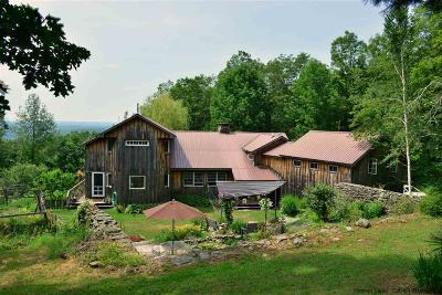 Ulster County Single Family Home For Sale: 24 Lookout Farm Road