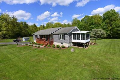 West Shokan Single Family Home For Sale: 82-86 Burgher Road