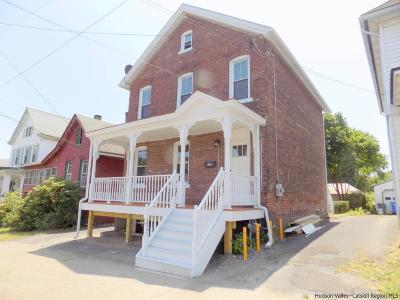 Kingston Single Family Home For Sale: 499 Delaware Avenue