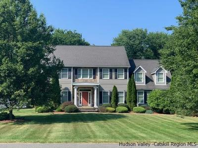 Saugerties Single Family Home Fully Executed Contract: 59 Canterbury Drive