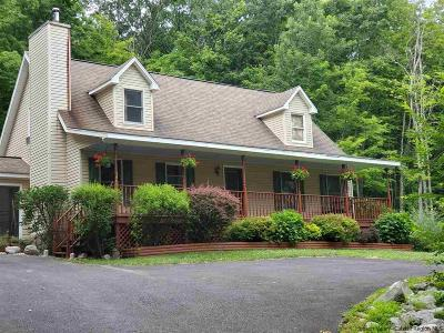 Gardiner Single Family Home For Sale: 559 S Mountain Road
