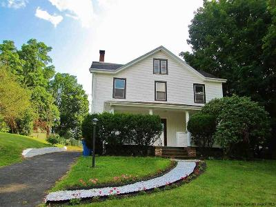 Kingston Single Family Home For Sale: 222 Hurley