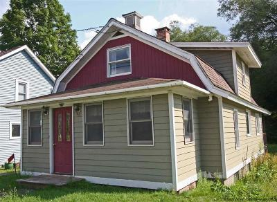 Delaware County Single Family Home For Sale: 784 Old Rt 28 Route
