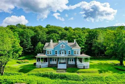 Pine Hill Single Family Home For Sale: 303 Woodchuck Hollow Road