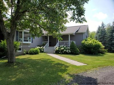 Greene County Single Family Home For Sale: 4725 Susquehanna Turnpike