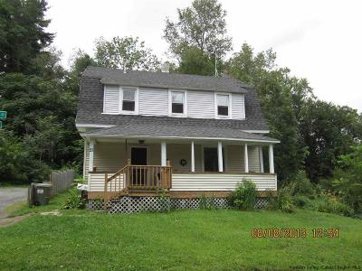 Ulster County Single Family Home For Sale: 21 Nevins Street
