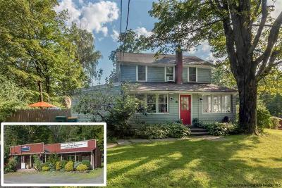 Ulster County Multi Family Home For Sale: 2 & 8 Desilva Road