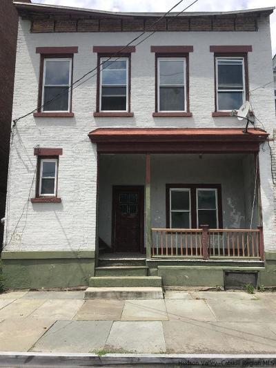 Kingston Single Family Home For Sale: 109 Abeel Street