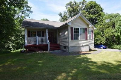 Single Family Home For Sale: 95 Old Post Road